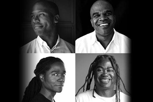 Four top African-American creatives join forces to start a movement promoting peace