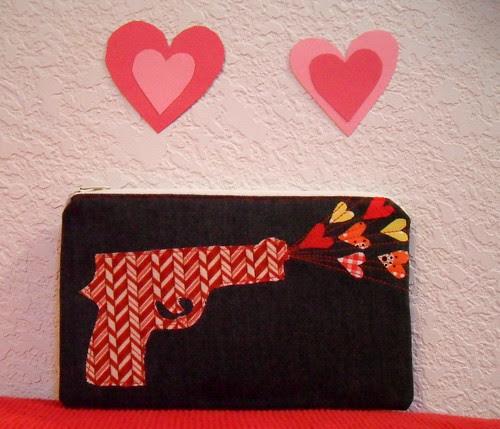 Love Bullets Pouch