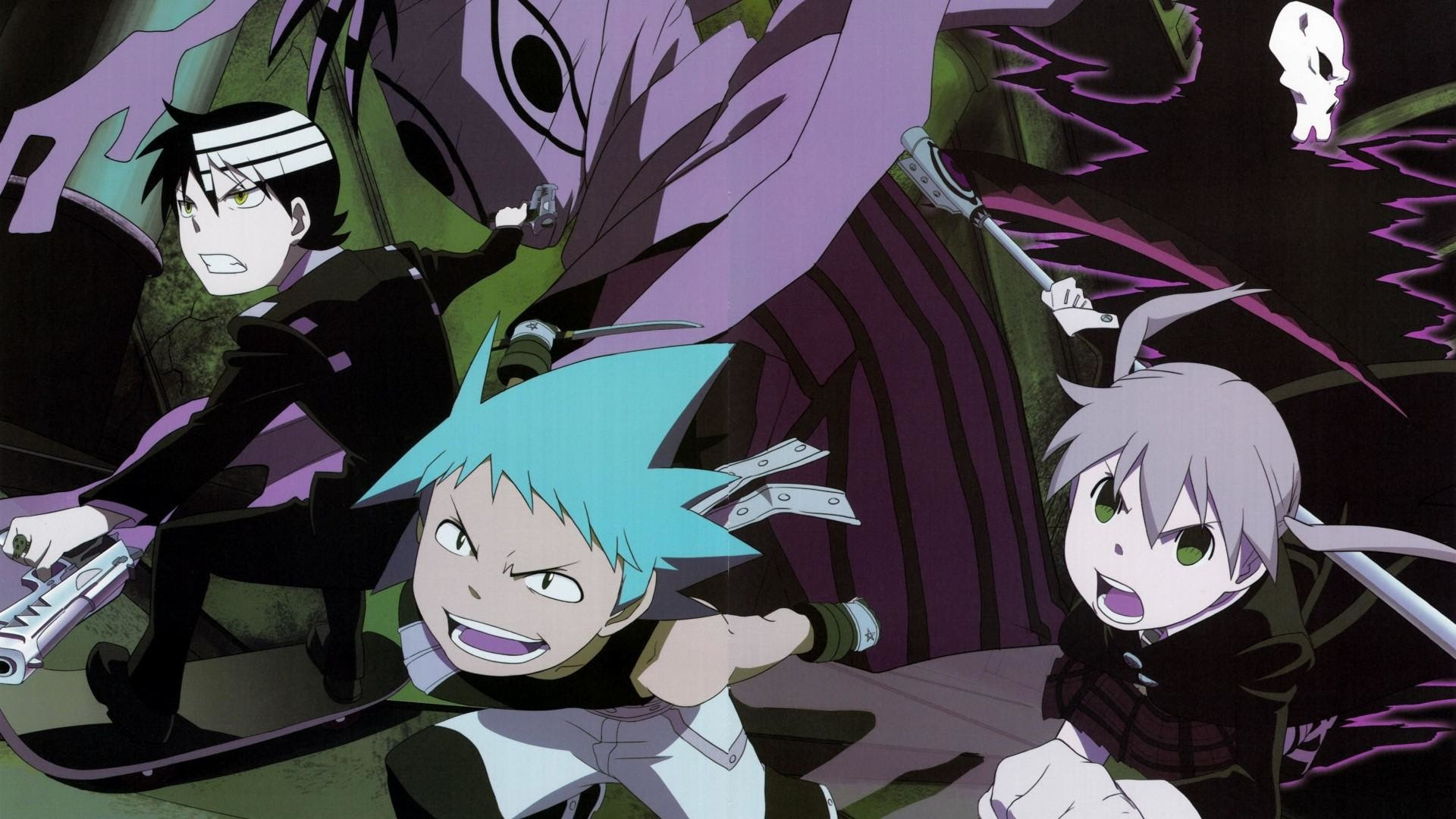 Soul Eater Wallpaper 1920x1080 69 Images