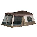 Wenzel Klondike 8 Person Tent, Beige