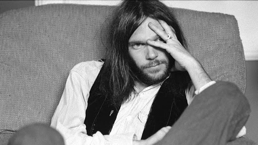 First Listen: Neil Young, 'Hitchhiker'