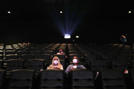 Movies and Museums Are Coming Back. Should You Go?