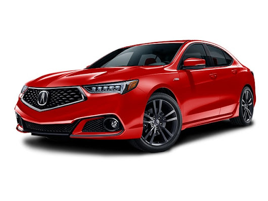 New 2018 Acura TLX 3.5 V-6 9-AT P-AWS with A-SPEC Dover DE | Stock#003333A