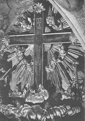 Das wundertätige Kreuz zu Aschach an der Donau