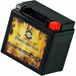 Pirate Battery Ytx5l-bs High Performance Power Sports