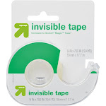 Invisible Tape - Up&Up , Clear