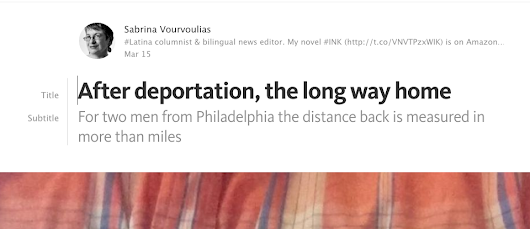 I have a long form piece about deportation up at Medium …