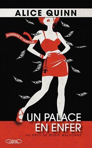 Couverture Au pays de Rosie Maldonne, tome 1 : Un palace en enfer