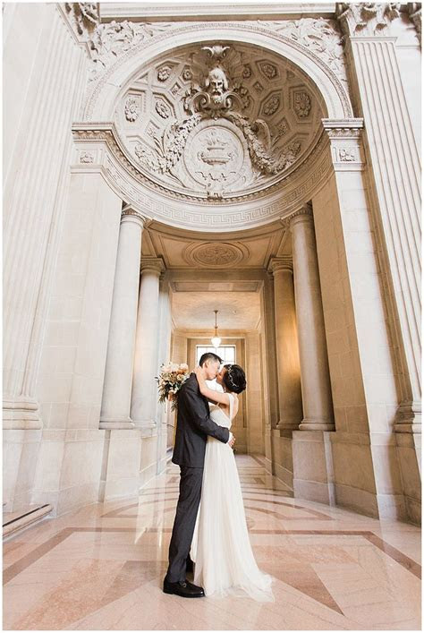 San Francisco City Hall Wedding Photography   SF City Hall