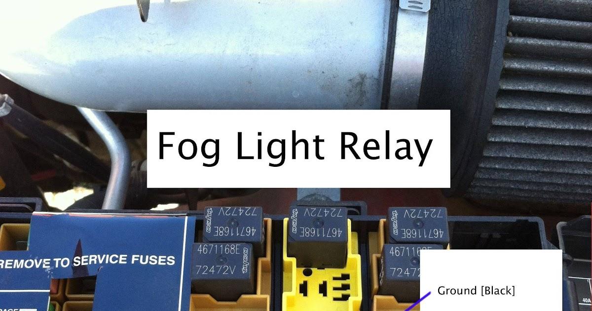 30 Luxury Jeep Tj Fog Light Wiring Diagram