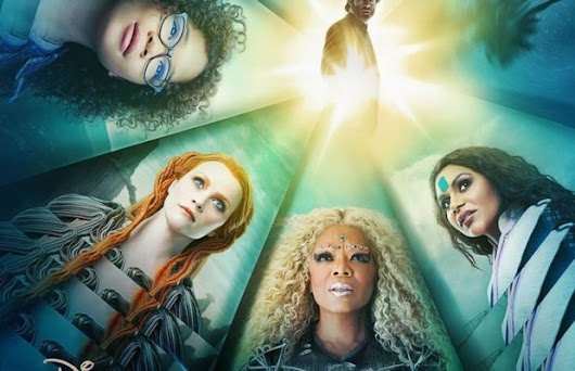 A WRINKLE IN TIME Full Trailer And Poster Revealed | FizX