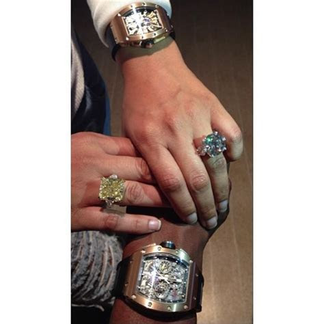 Miss Jackson Flashes Her 2 Engagement Rings from Mayweather
