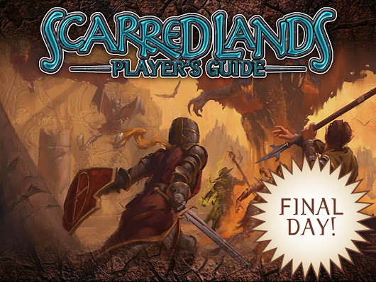 Scarred Lands—FRPG setting in both 5e & Pathfinder editions by Stewart Wieck —  Kickstarter