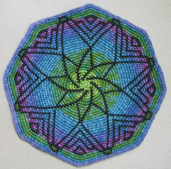 Tapestry Crochet por Esther Holsen