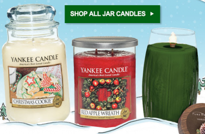 Yankee Candle: Buy 1, Get 1 Free Today Only (Monday, 12/9)