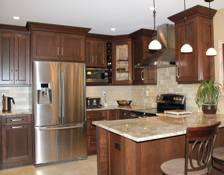 Nigerian Kitchen Cabinets Design