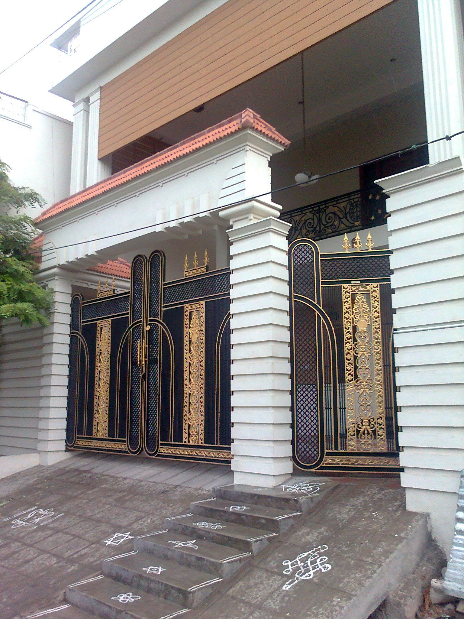 Entrance Gate Design Jacopobagaglio