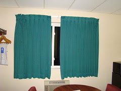 open curtains 2009