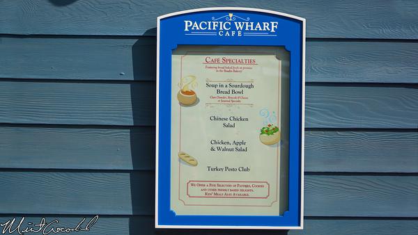 Disneyland Resort, Disney California Adventure, Pacific, Wharf, Cafe, Bakery