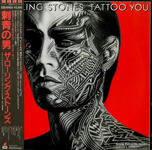 ROLLING STONES, THE tattoo you