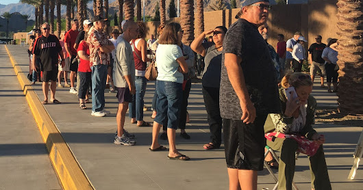 Valley residents jump at last chance for Desert Trip tickets