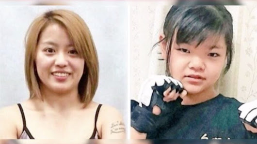 12-Year-Old Fighter Chokes Out 24-Year-Old Opponent At Japanese MMA Event