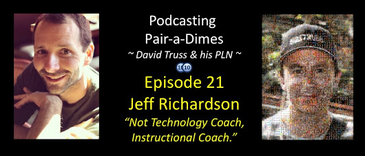 Pair-a-Dimes 21 – Jeff Richardson