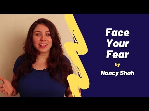 Face Your Fear: Become a Better Public Speaker | Nancy Shah: Anchor-Host-Emcee | Soft Skills Trainer | Public Speaker | Toastmaster