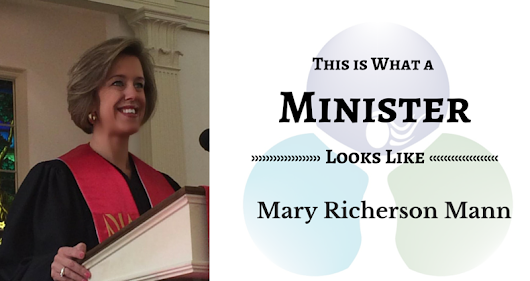 THIS IS WHAT A MINISTER LOOKS LIKE: Mary Richerson Mann | Baptist Women in Ministry (BWIM)..