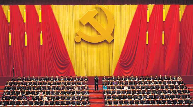 china, xi jinping, communist party of china, national peoples congress, china parliamet, chinese president, indian express