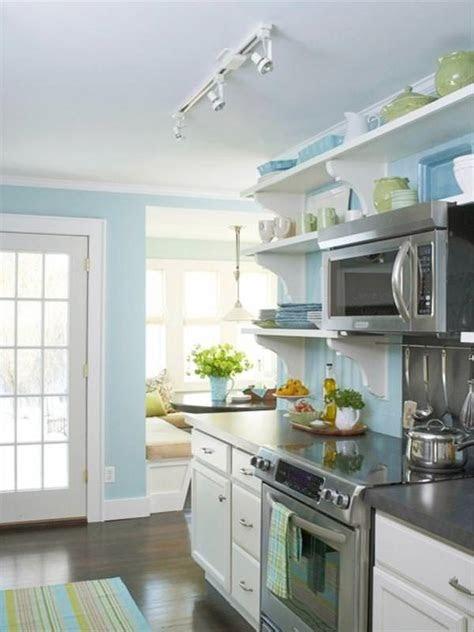 Blue Kitchen Ideas Pinterest
