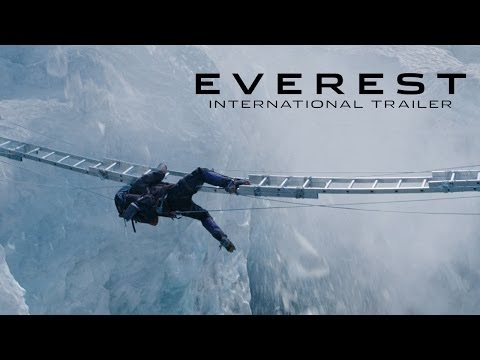 Everest Official Movie Trailer Universal Pictures