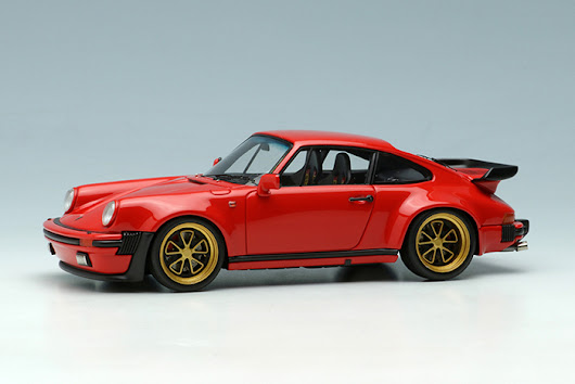 [VISION 1/43]Porsche 930 turbo 1988 (52 wheel)
