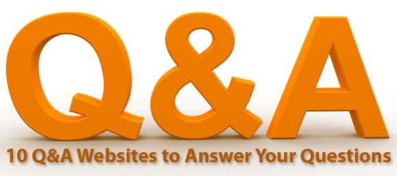10 Q&A Websites to Answer Your Questions