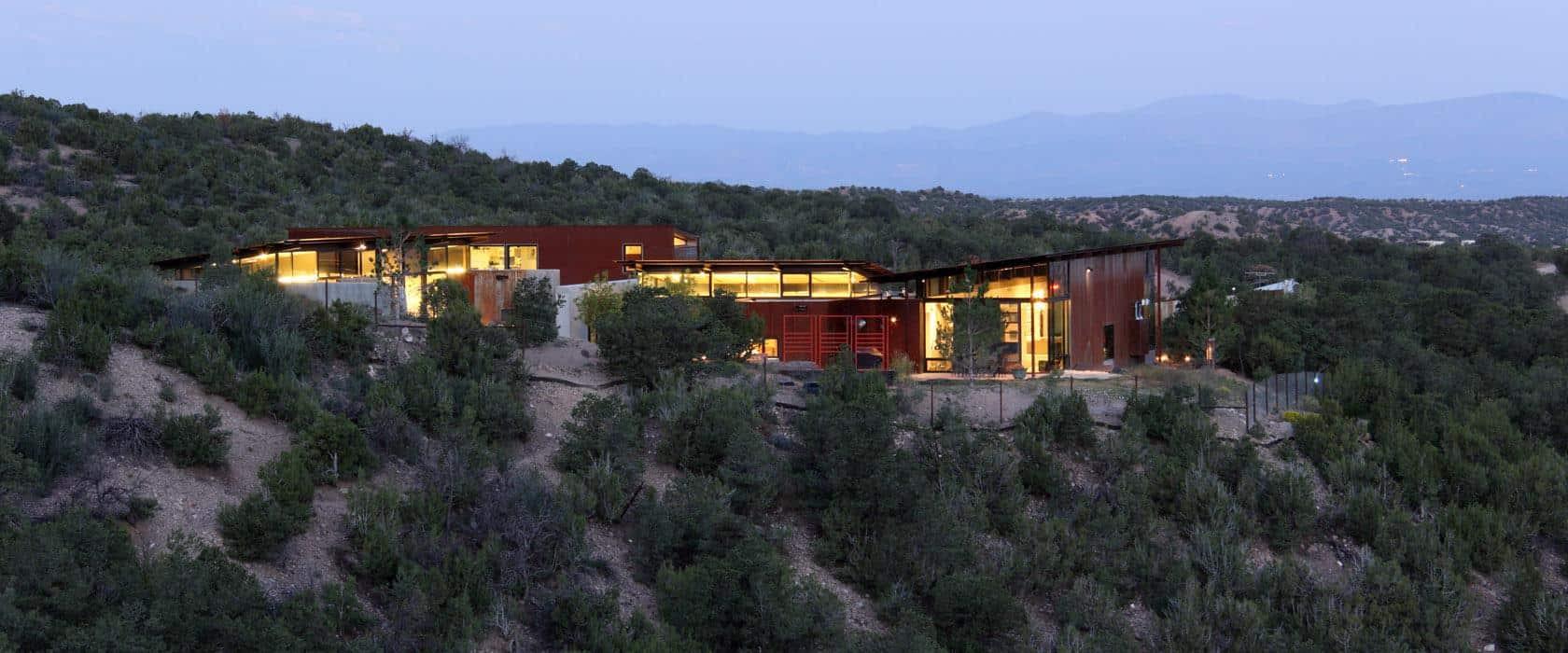 Desert House by Lake Flato Architects   HomeDSGN