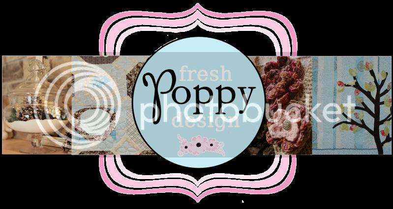 Fresh Poppy Design Quilt Patterns