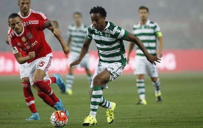 André Carrillo deu a vitória da Supertaça ao Sporting