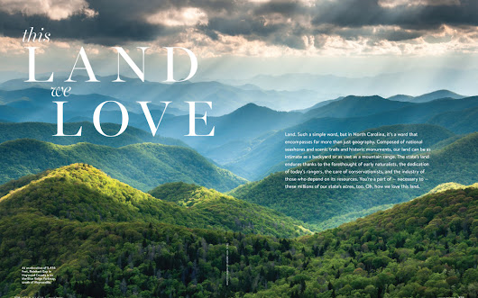 Published:  April 2016 Our State Magazine | Mark VanDyke Photography