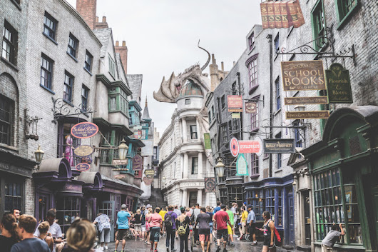 11 Places Every Harry Potter Fan Must Visit (not only in Scotland)
