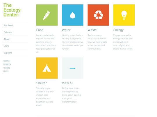 5.flat websites Beautiful Examples Of Flat Web Design