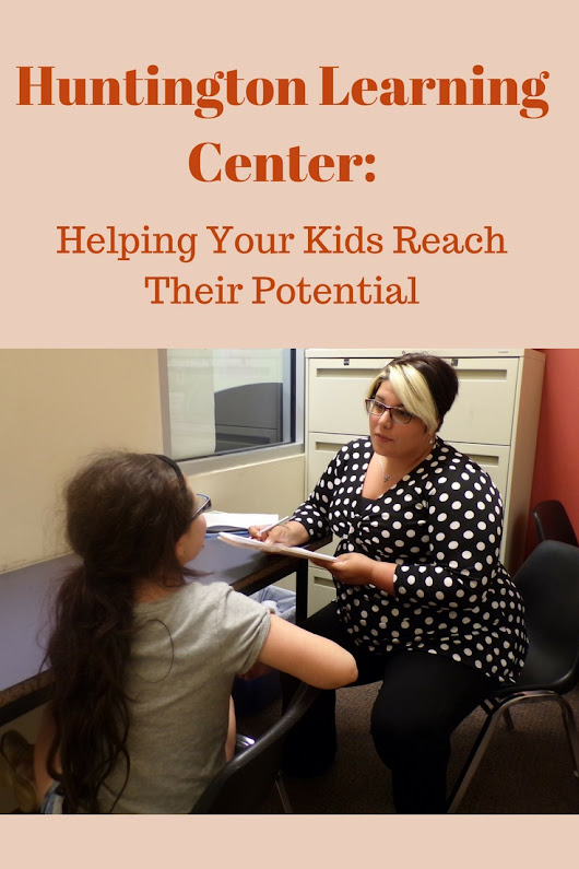 Huntington Learning Center: Helping Your Kids Reach Their Potential (+ Discount)