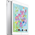 """Apple 9.7 iPad (Early 2018, 32GB, Wi-Fi Only, Silver)"""