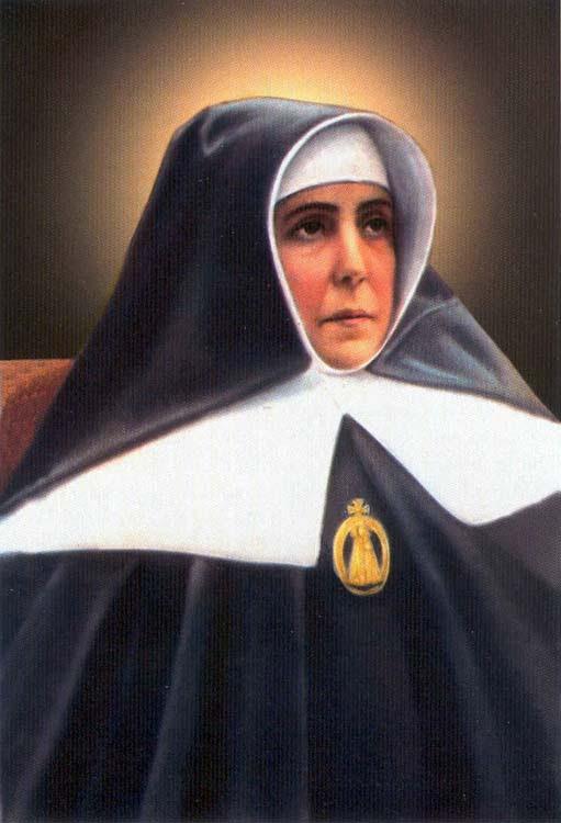 Bienheureuse Pierrette de Saint-Joseph, fondatrice de la Congrégation des Sœurs Mères des Abandonnés en Espagne († 1906)