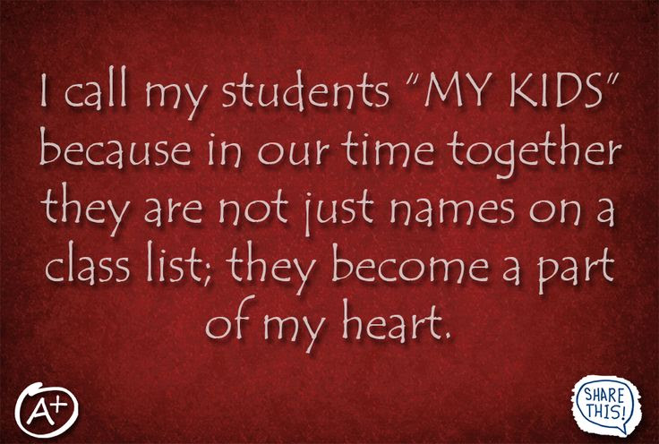 Quotes About Teacher Relationships 48 Quotes