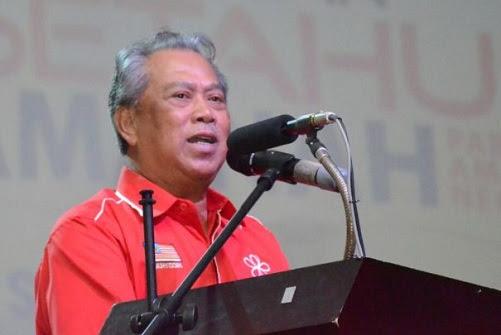 Kerajaan baharu pembangkang berteraskan Melayu - Muhyiddin