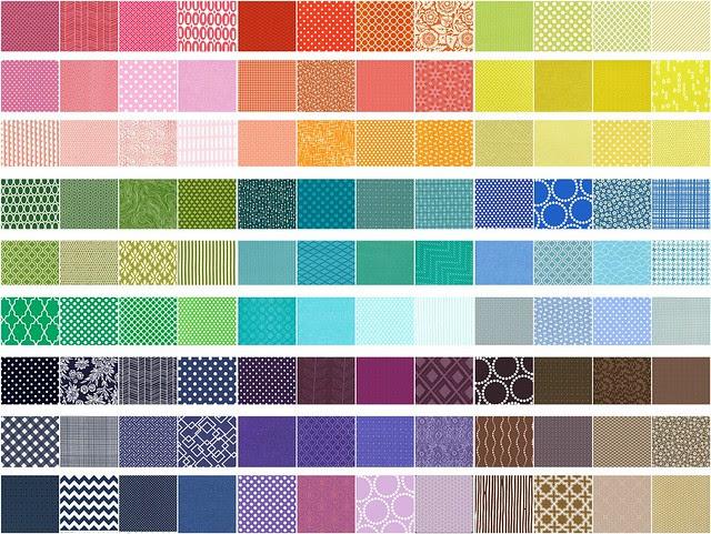 Pink Castle Fabrics Stash Stack Club