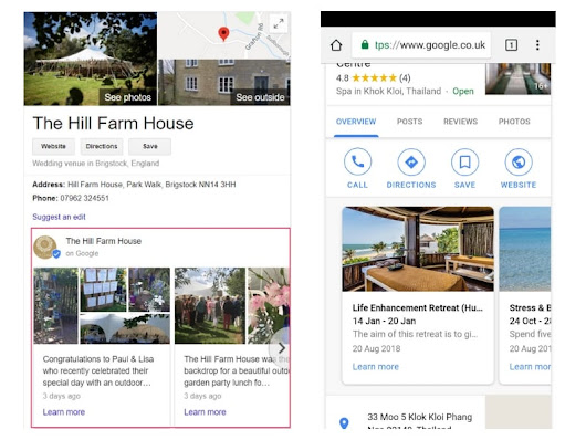 Influence & Convert Customers Direct with Google Posts | Search News Central