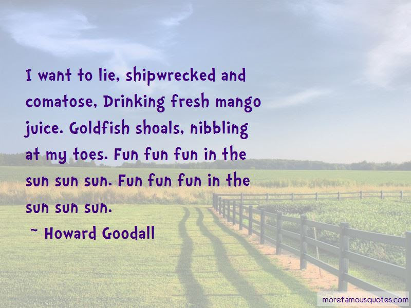 Quotes About Fun In The Sun Top 39 Fun In The Sun Quotes From