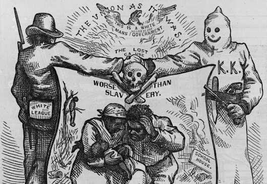 The Black Codes: What It Means When They Talk About Redeeming The South ~ HistoryDojo