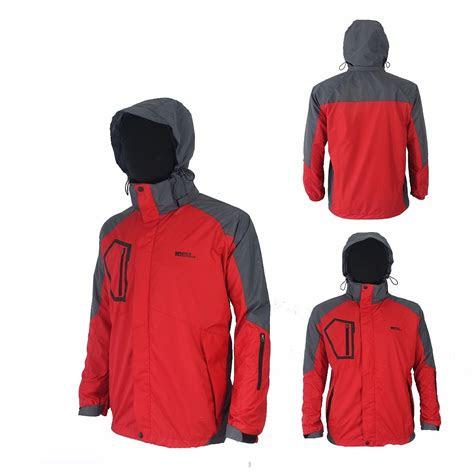 keren desain jaket outdoor depan belakang